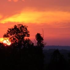 Easter Sunday sunrise